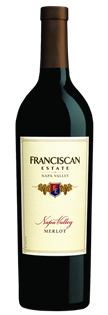 Franciscan Merlot Napa Valley 2013 750ml